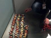 В Одесі в обгортках цукерок перевозили кокаїн на суму понад 2 мільйони доларів