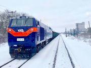 Укрзализныця получила все 30 локомотивов General Electric