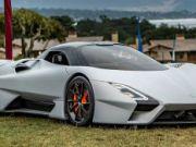 В США представили самый быстрый серийный суперкар в мире
