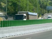 Дорожників в Україні можуть зобов'язати встановлювати протизасліплюючі екрани на трасах
