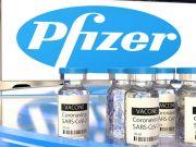 В Украину прибыла вторая партия вакцины Pfizer