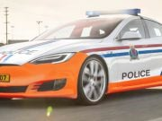 Полиция Люксембурга приступает к патрулированию на электрокарах Tesla