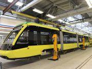 В Киеве появятся около 50 новых трамваев с кондиционерами и Wi-Fi
