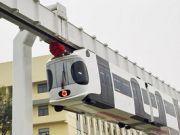 Китай построит по всей стране подвесные железные дороги