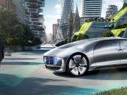 Беспилотники Mercedes-Benz в аварии будут жертвовать пешеходами