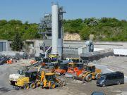 Азербайджанцы открыли в Украине новый асфальтный завод