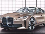 BMW показала концепт свого нового електромобіля (фото, відео)