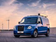 Производитель лондонских кэбов представил коммерческий гибридный фургон (фото, видео)