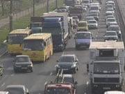 Почти за год в Украину не пропустили 11 тыс. транспортных средств