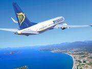 Ryanair убрал обязательную визовую проверку для украинцев