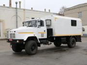 КрАЗ выпустил «дом на колесах» с приводом 4х4 (фото)