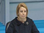 Герман задекларировала почти 165 тысяч гривен дохода за прошлый год