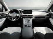 Hyundai показав оновлений Santa Fe (фото)