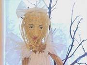 Российский школьник создал Lady GaGa из макарон