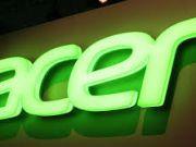 Квартальна виручка Acer зросла майже на 8%