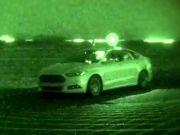 Ford тестує самокеровані автомобілі в темряві