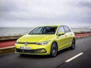 Начались продажи VW Golf восьмого поколения