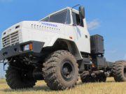 АвтоКрАЗ тестирует новую перспективную модель