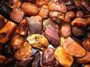 В Ровенской области изъяли почти полтонны янтаря