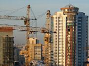 С 30 апреля по 8 мая на первичном рынке недвижимости Киева цены на однокомнатные квартиры понизились на 0,2%