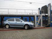 «Укрзализныця» пустит автомобилевоз между Киевом и Ужгородом