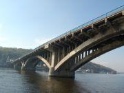 Міст Метро в Києві відремонтують до 2020 року - КМДА