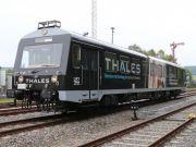 У Німеччині тестують дистанційне керування безпілотним поїздом по мережі 5G