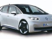 Первый серийный электромобиль Volkswagen Neo (фото)