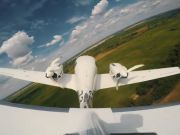 Новейший украинский самолет Softex V24 произвел фурор в США (видео)