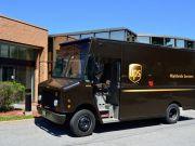 Логистическая компания UPS разрабатывает собственные электрические грузовики
