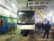 У Вінниці налагодять випуск тролейбусів