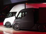 Tesla объявила цены на свой электрический грузовик