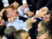 Реформа Рады: Нардепов предлагают штрафовать за драки