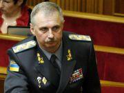 Армія готова знищувати бойовиків, якщо вони не складуть зброю - в.о. міністра оборони