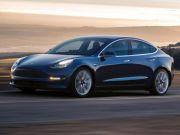 Tesla уменьшила цену электромобилей Model 3 китайской сборки на 8%