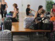 З Донбасу виїхало 46,5 тис. біженців - офіційні дані