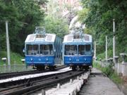 В Киеве отреставрируют фуникулер