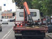 Інспектори з паркування у Києві виписали штрафів на 605 тисяч