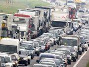 Керченская переправа снова не работает, в очереди более 1 тыс. автомобилей