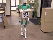 Двуногого робота Digit научили носить коробки (видео)