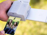 Портативный принтер Prynt создает движущиеся фото (видео)