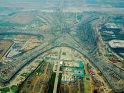 Під Пекіном добудовують найбільший аеропорт у світі (фото)