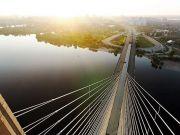В Киеве на месяц ограничат движение на Южном мосту