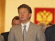 Міллер: Газпром зробить все для постачання газу в Європу, але проблема транзиту може стати спільною