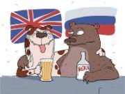 Украина воспользуется возрастающим напряжением по линии Великобритания - Россия