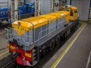 """""""ArcelorMittal Кривой Рог"""" планирует ввести в эксплуатацию первый локомотив CZ Loko уже в декабре"""