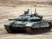 Україна виграла тендер на поставку комплектуючих до танків T-72 в ЄС