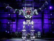 Представлено чотириметровий бойовий робот