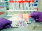 PayPal: Наличные деньги могут переносить опасные бактерии