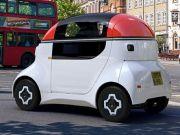 Беспилотник Motiv: городской автомобиль будущего (фото)